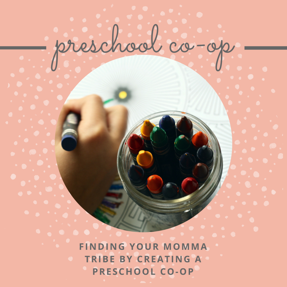 Episode 5: Finding Your Tribe though a Preschool Co-op ...