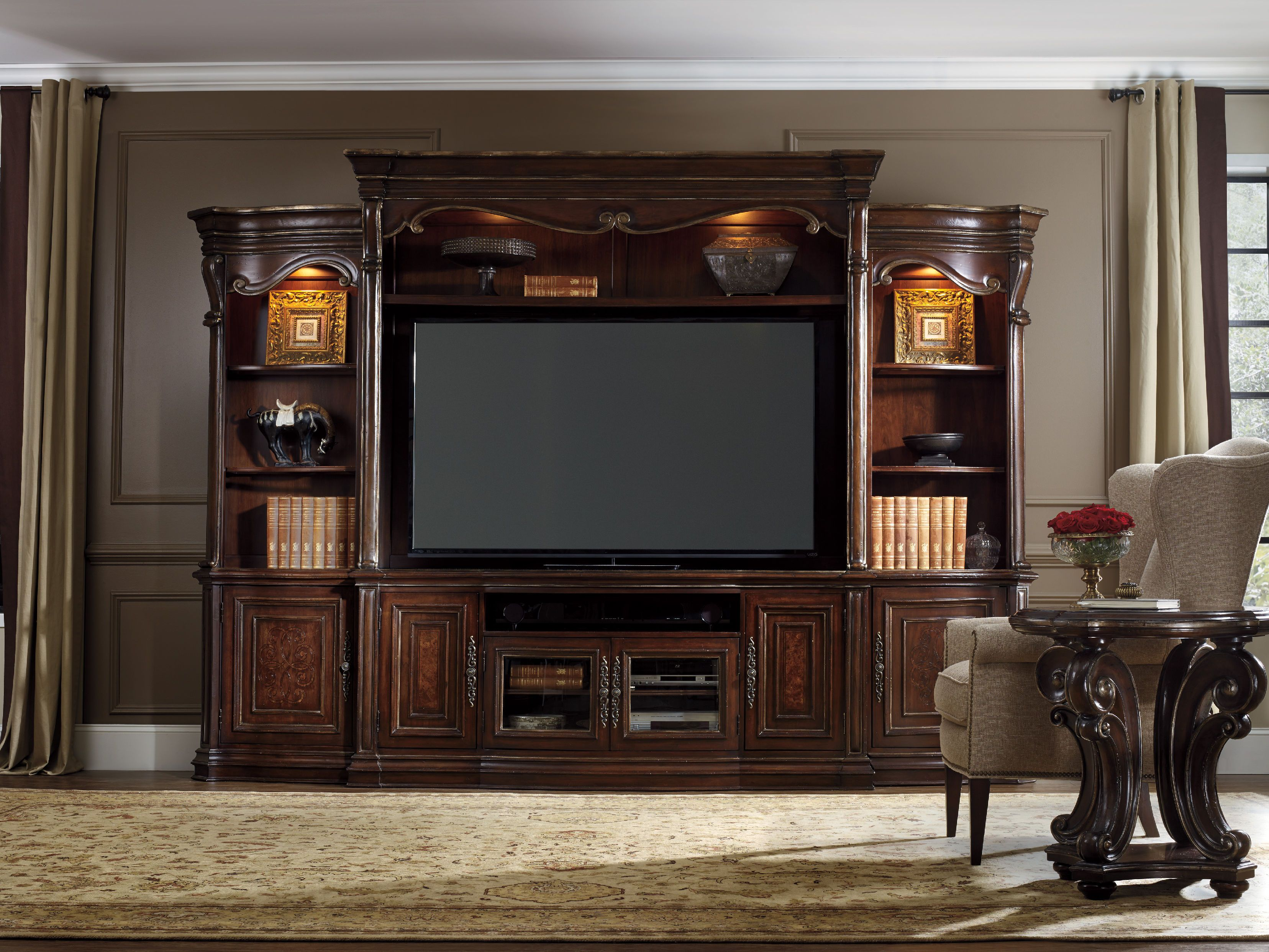 Wall Media Cabinet 68 Best Images About Media Cabinet On Pinterest Hooker Furniture