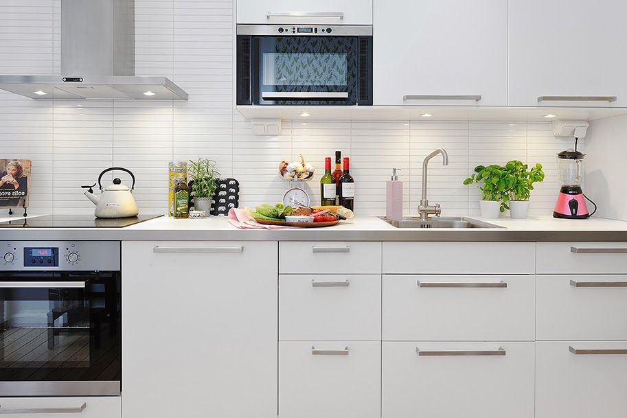 scandinavian kitchen Kitchen Pinterest