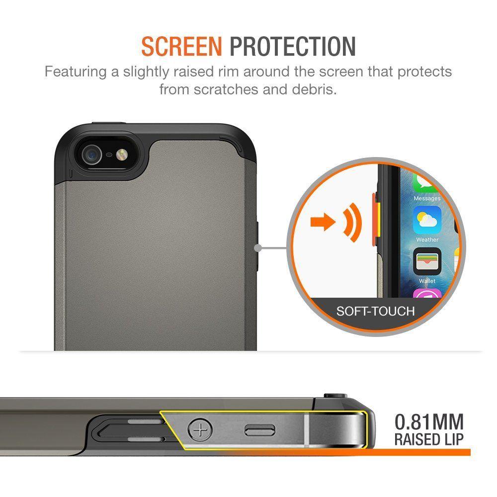 8c1f5fbab Trianium iPhone SE Case