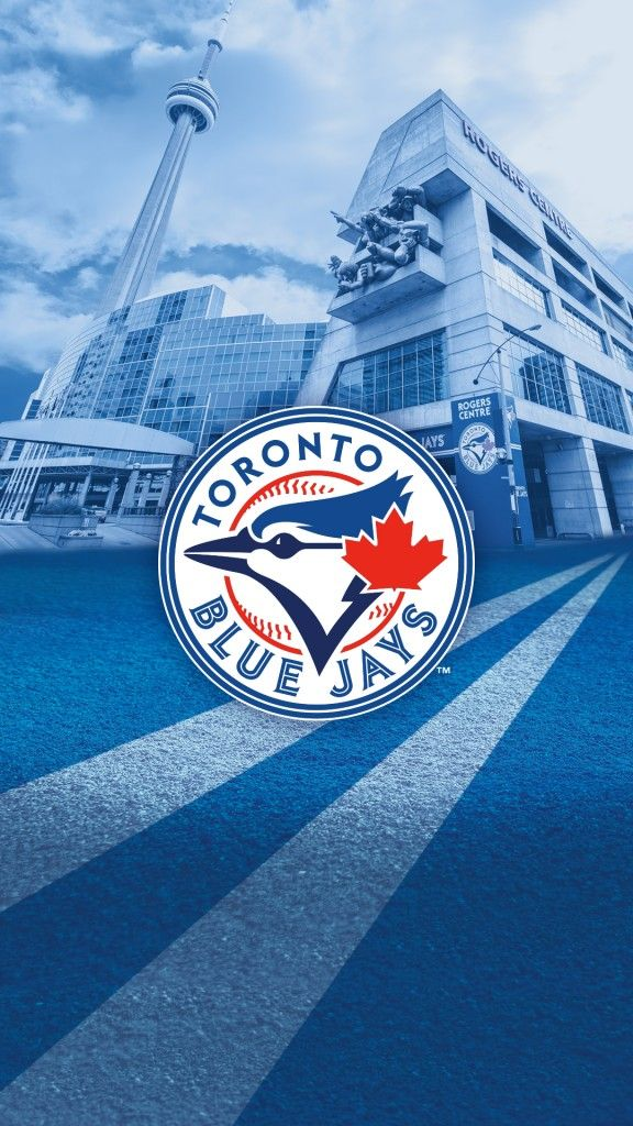 Official Toronto Blue Jays IPhone Wallpaper