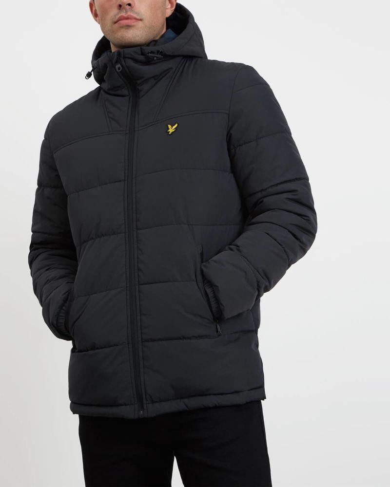 Ebay Sponsored Lyle Scott Wadded Jacket True Black Jackets Winter Jackets Lyle Scott [ 1000 x 800 Pixel ]