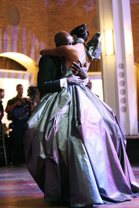 cynthia bailey amp peter thomas wedding wedding dresses