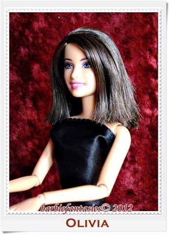 Olivia. Doll biography