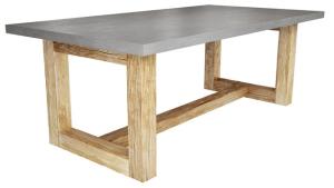 Tisch Beton Tisch Tisch Selber Bauen Terrassentisch