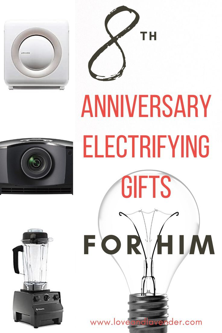 8th anniversary traditional gift ideas
