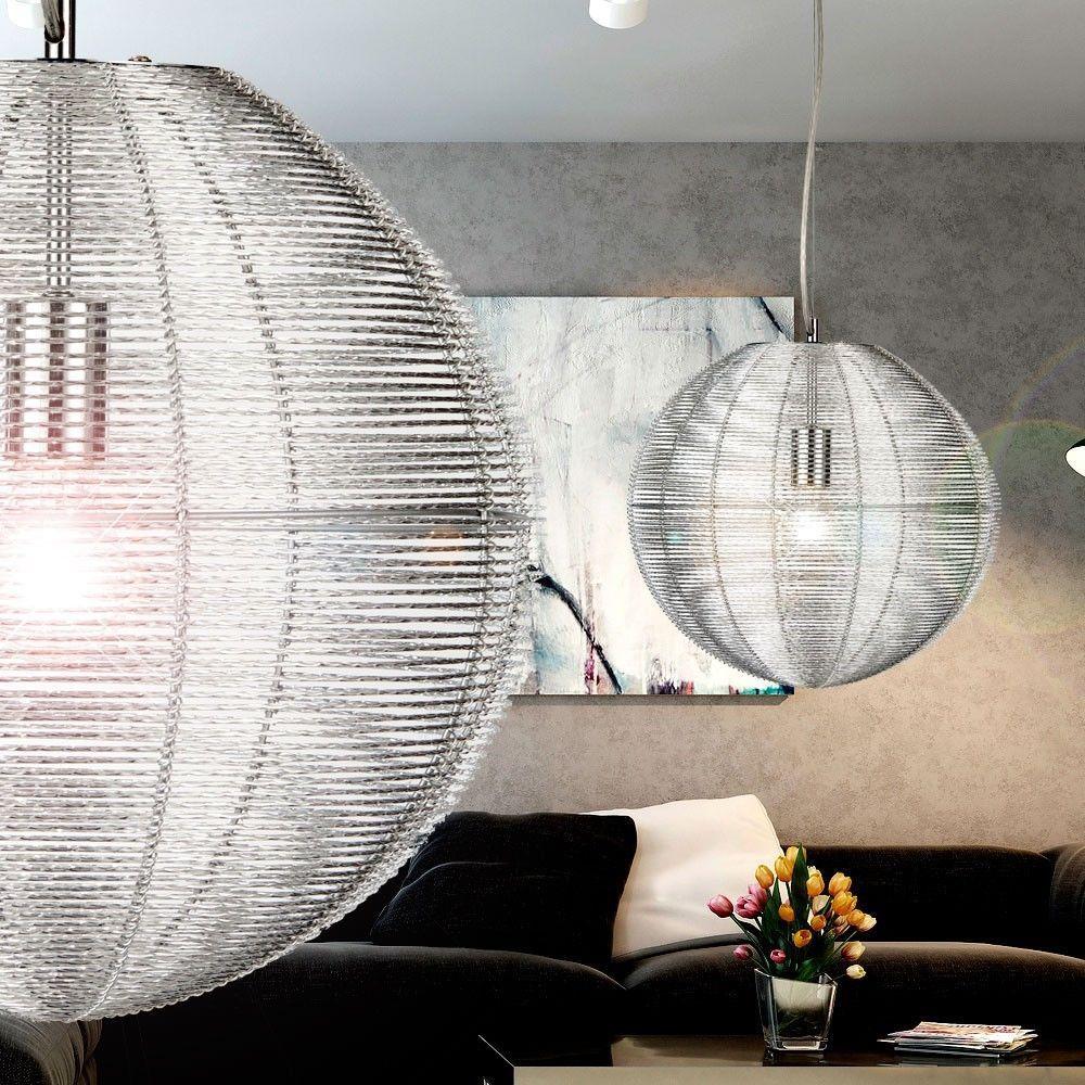 Decken Leuchte Pendel Lampe Hänge Beleuchtung Wohnzimmer Licht Büro  Esszimmer