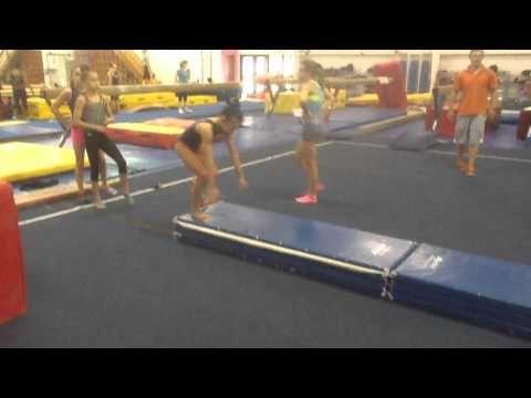 straddle press strength exercise  youtube  gymnastics