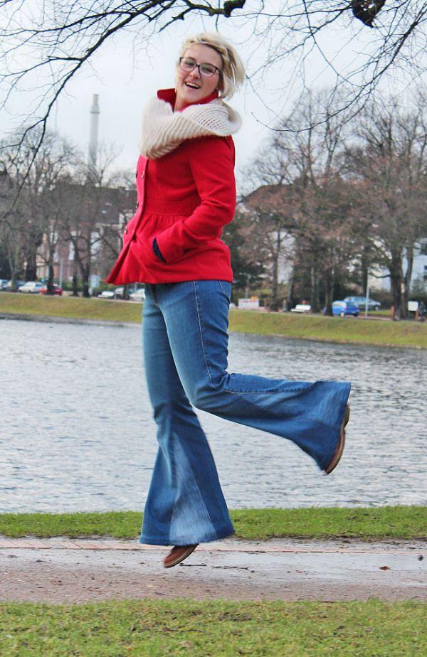 3e480a1820d8 Refashion  Schlaghose   Nähen   Refashion, Jeans und Clothes