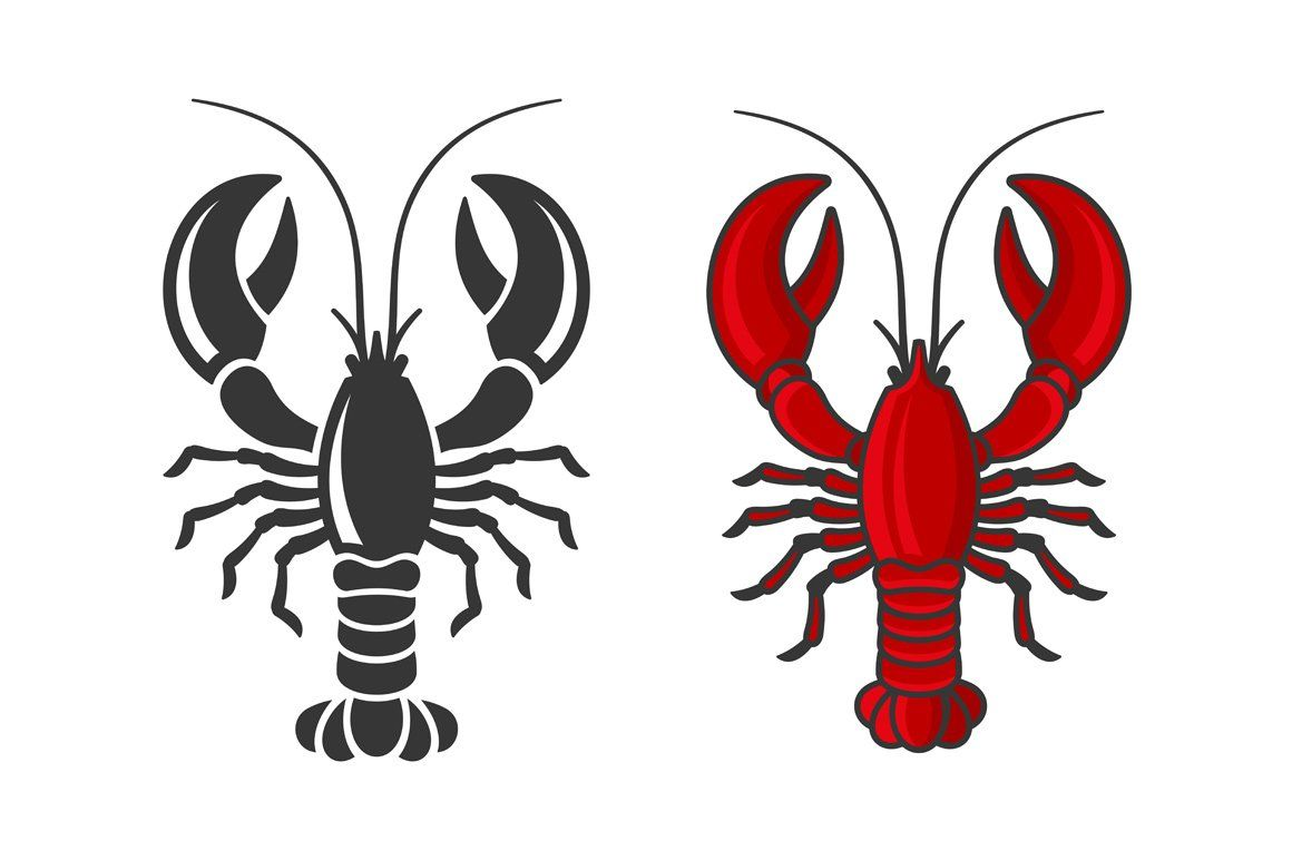 Red Lobster Icon Lobster Drawing Lobster Tattoo Red Lobster