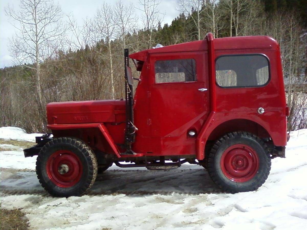 Hemmings find of the day 1955 willys jeep cj 3b hemmings daily