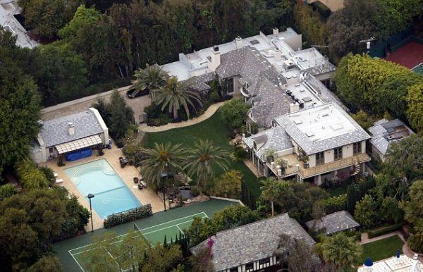 Madonna Madonna House Celebrity Houses Madonna