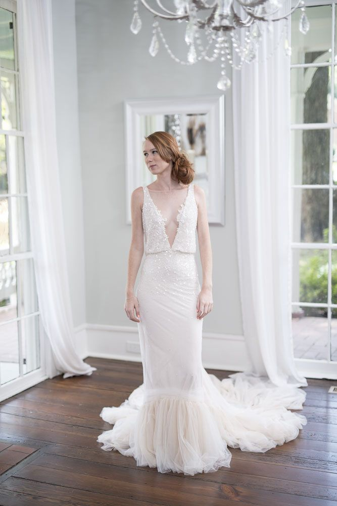 Inbal Dror - 14-05 - wedding dress for rental on borrowingmagnolia ...