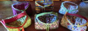 Kostenlose Nähanleitung für eine Kulturtasche
