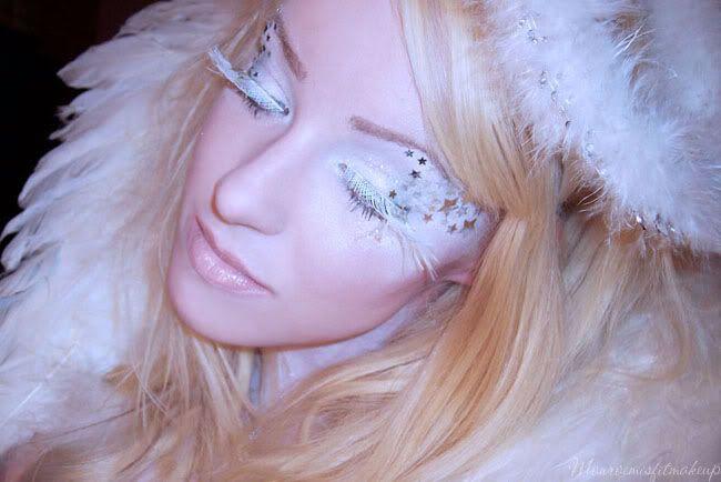 Angel Costume Makeup Ideas - Mugeek Vidalondon
