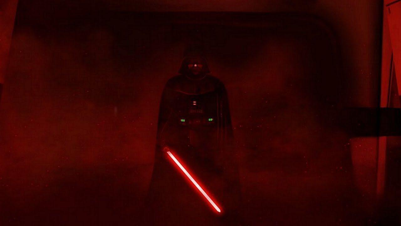 Darth Vader Ending Scene Rogue One A Star Wars Story 4k War Stories Darth Vader Star Wars