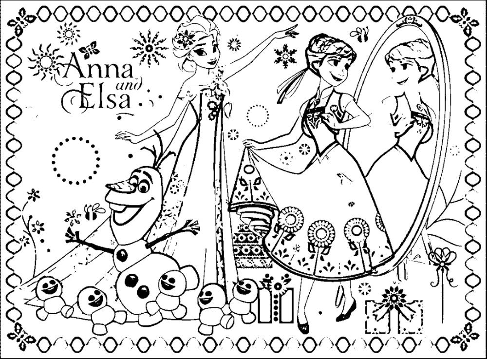 Frozen Fever Coloring Pages K5 Worksheets In 2020 Elsa Coloring Pages Elsa Coloring Coloring Pages