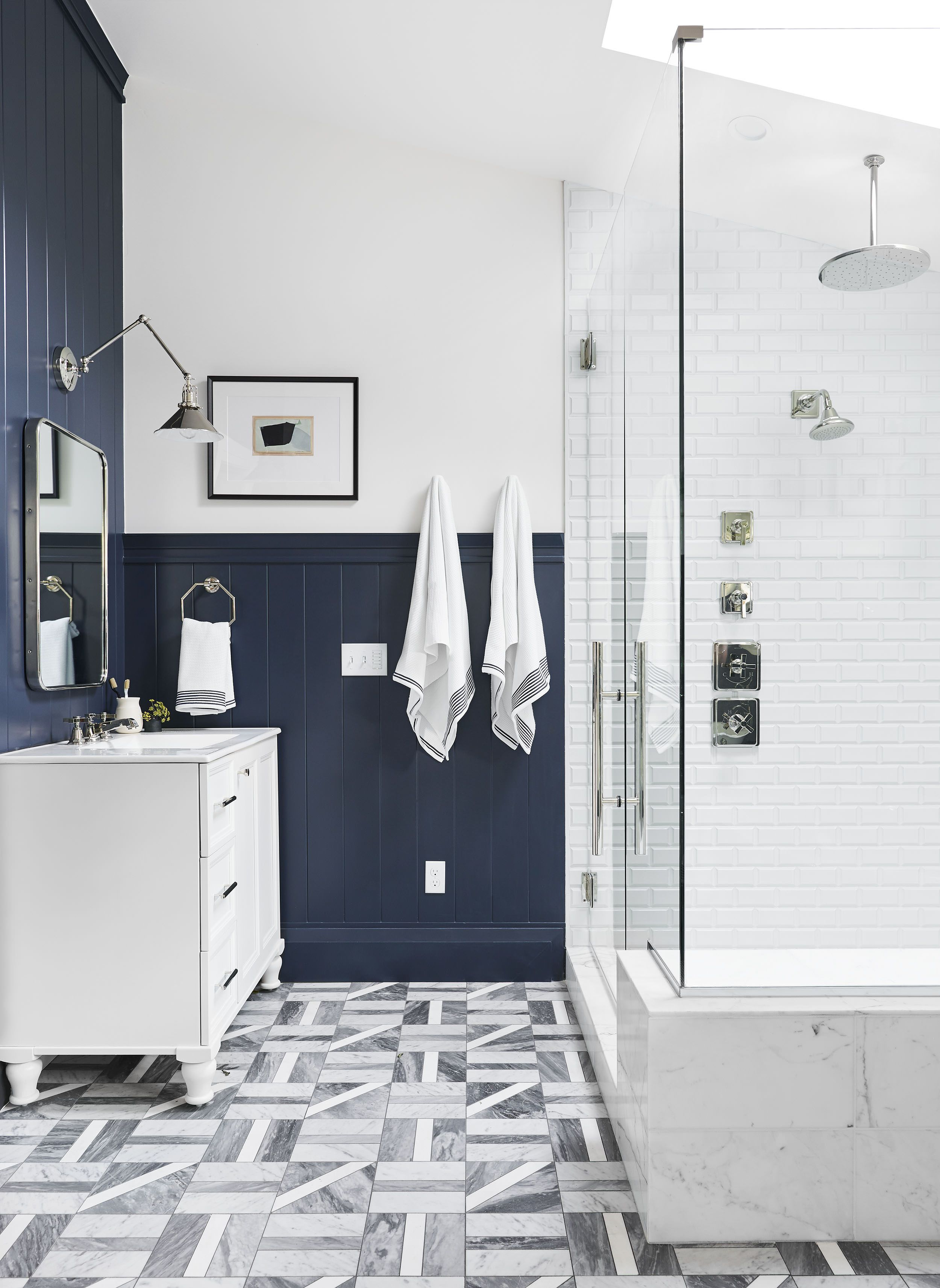 Portland Reveal Creating The Dreamiest Of Master Bathrooms