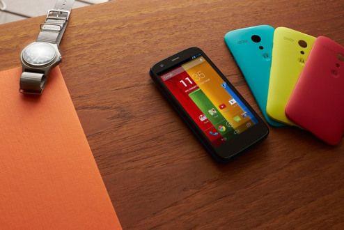 Motorola Reveals Moto G, Low-Cost Smartphone for Emerging Markets