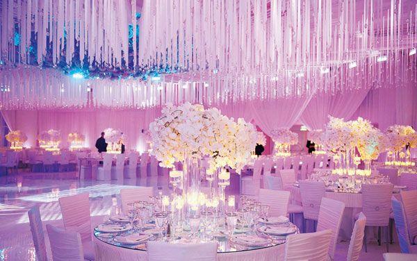 Extraordinary Modern Wedding Reception Modern Wedding Reception