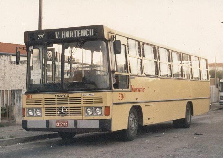 Antigo Ônibus da Linha Vila Hortência que fazia ponto final em frente minha casa / jahsaude