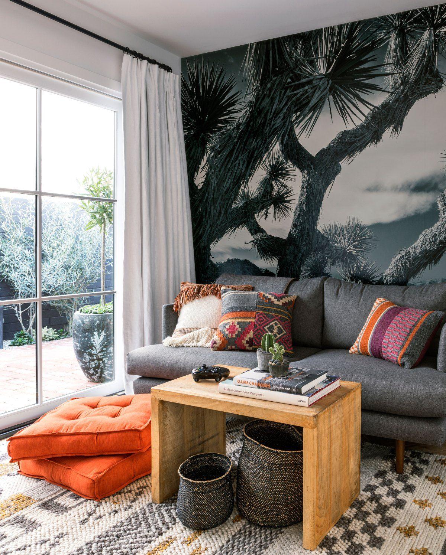 Une maison californienne au design simple