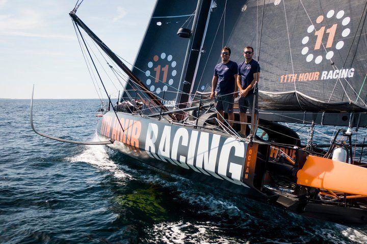 première équipe confirmée pour the ocean race 2021-22