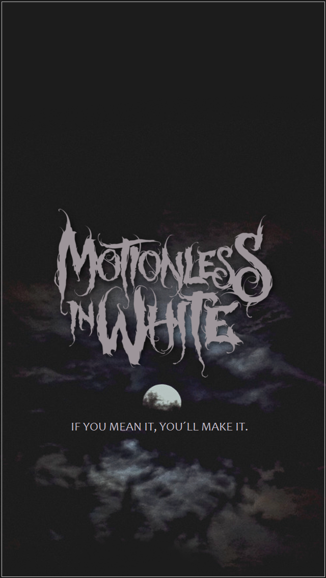 Kenzie blackhorror dreamscape wer motionless in white - Motionless in white wallpaper ...