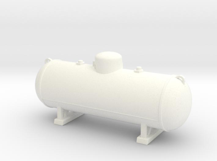 Propane Tank 500 Gallon 1 24 Scale 3d Printed Propane Tank Propane Gallon
