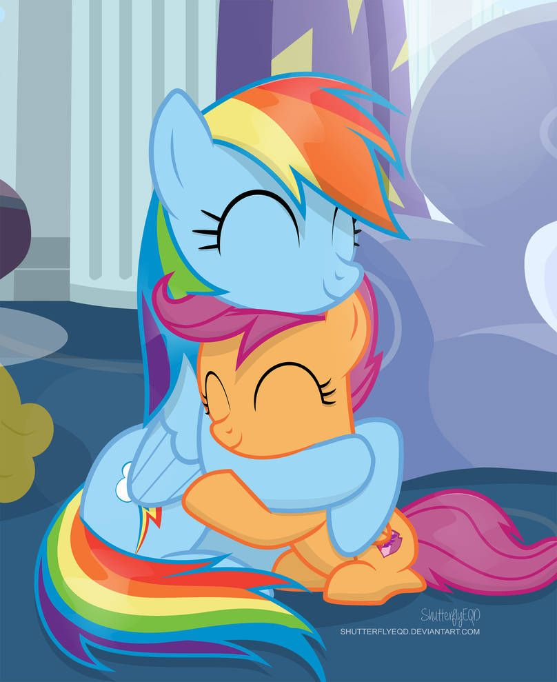 Pin On Rainbow Dash And Scootaloo Scootaloo tells rainbow dash she just wants to be taken under her wing. pin on rainbow dash and scootaloo