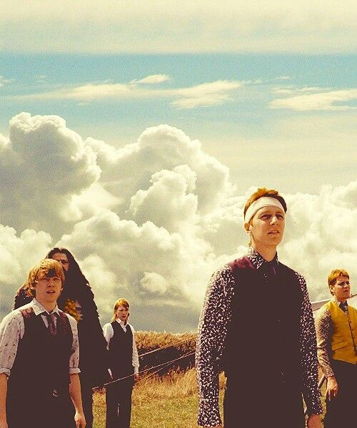 Pin By Anna Ceballos On All Was Well Harry Potter Universal Harry Potter Love George Weasley