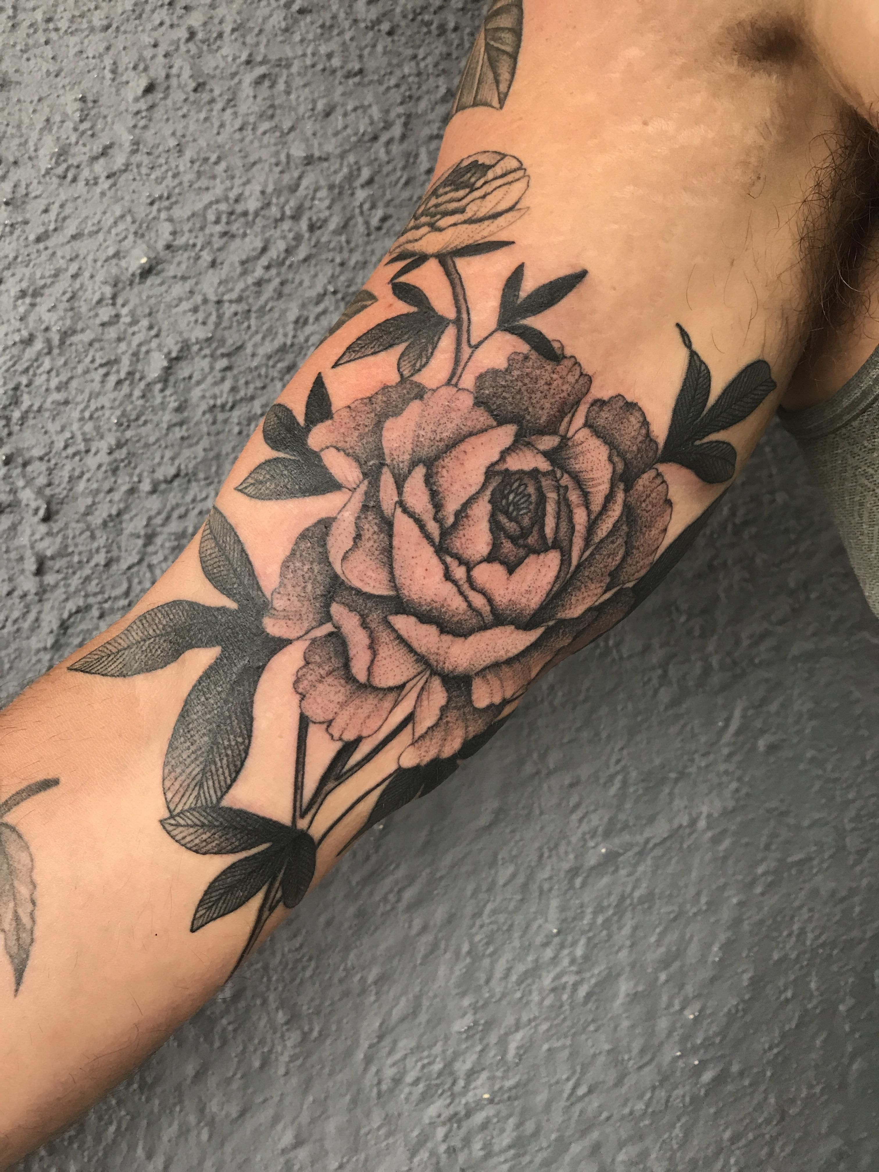 Third Tattoo By Justin Olivier At Downtown Tattoo In New Orleans