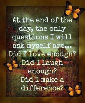 Brendon Brouchard - At The End of The Day!