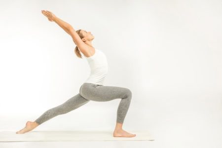 6 yoga poses for long lean legs  easy yoga poses yoga