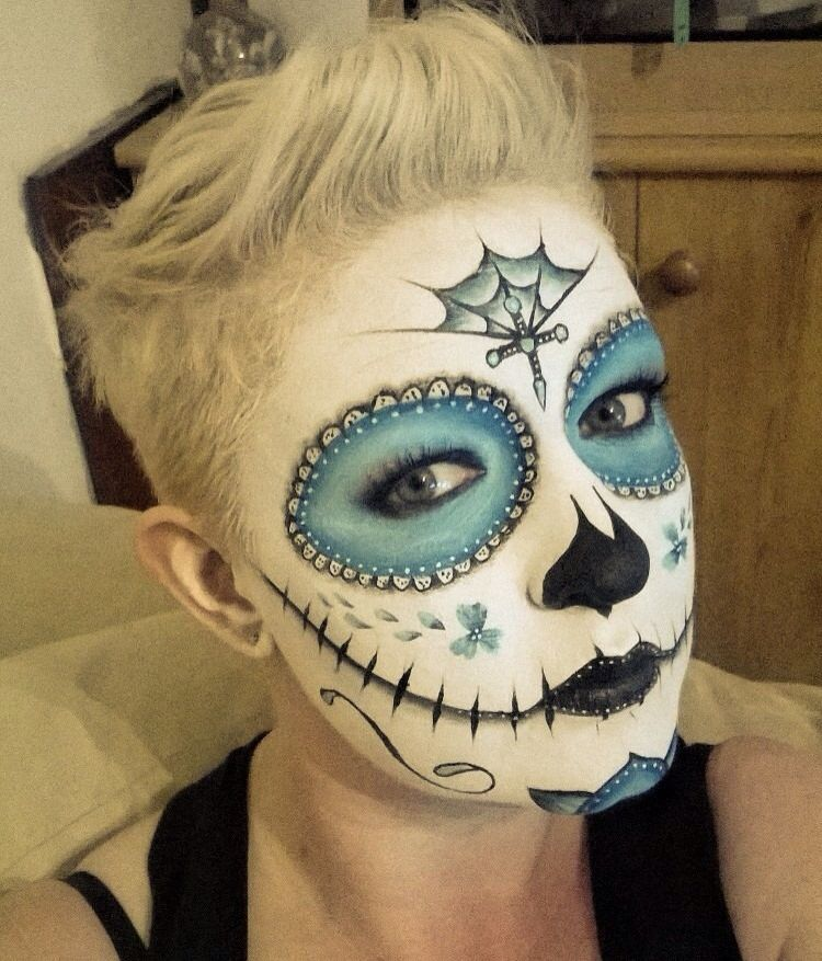 Adult halloween face painting ideas, free dirty lesbian porn