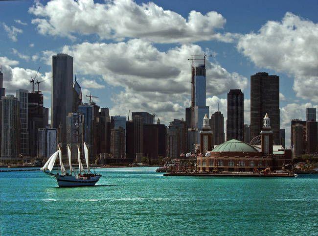 Chicago Coastline\