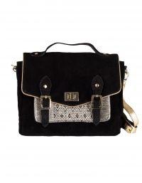 anouk - Small Satchel Handbag -en.carnetdemode.com