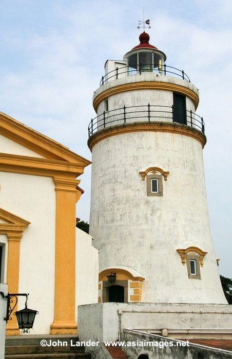 Guia Lighthouse, China