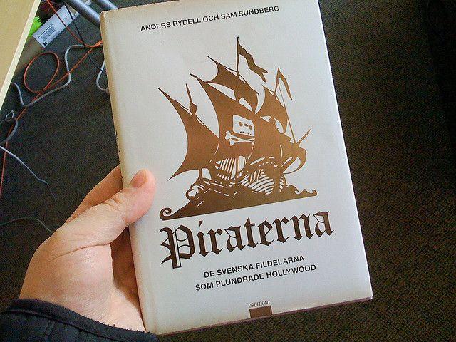 pirate bays books