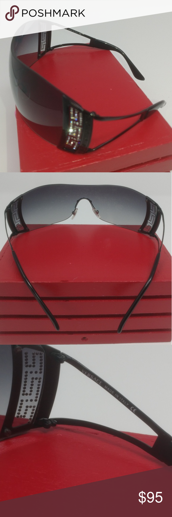 873fddbdd9ea Versace 2058B Sunglasses