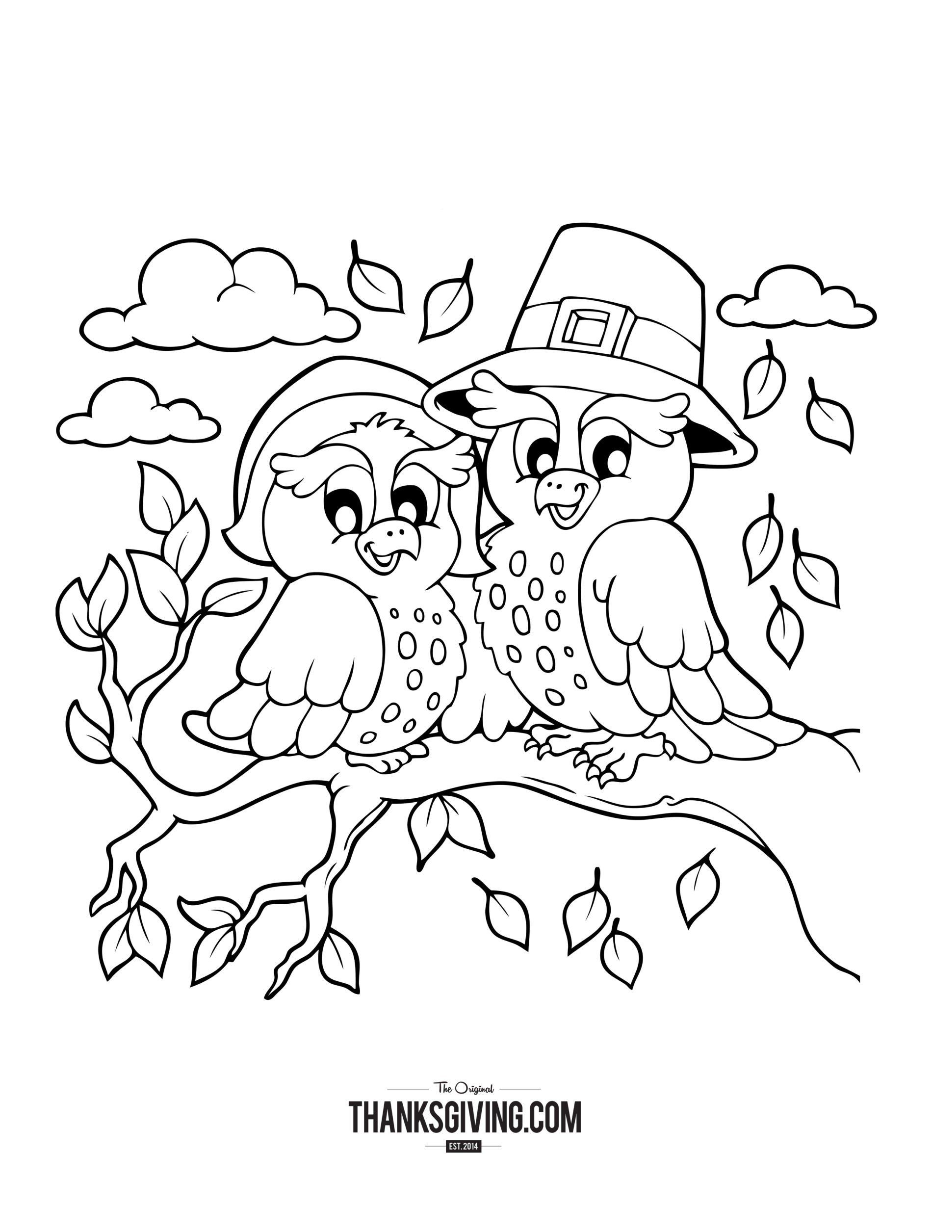 Kid Thanksgiving Coloring Page Thanksgiving Coloring Pages