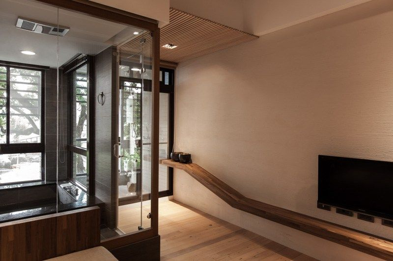 modern japanese house modern japanese interior design idea modern ...