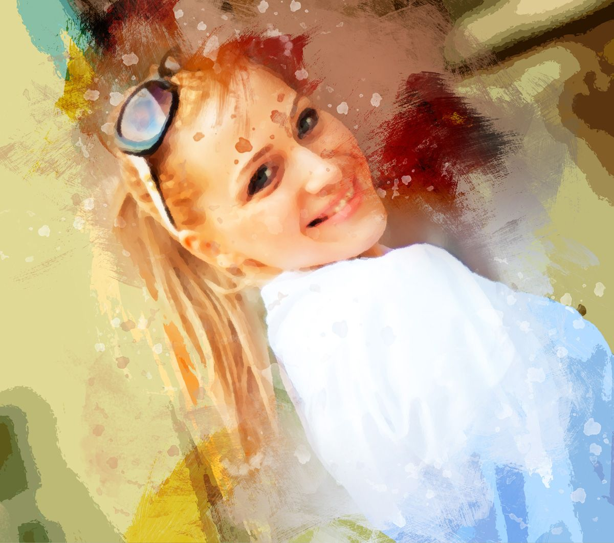 Smudge Painting Photoshop Action Aff Painting Ad Smudge