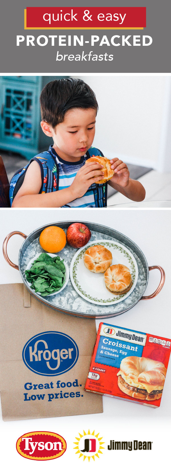 Quick & Easy ProteinPacked Breakfast Meals for the School