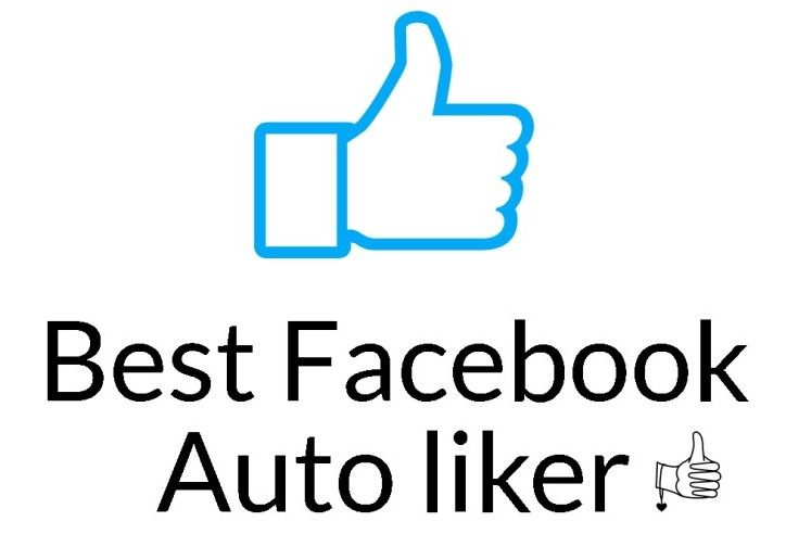 Here is the list of best facebook auto liker get the