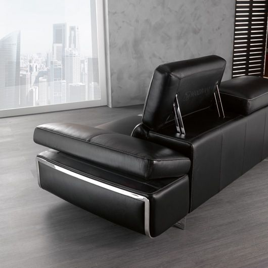 Maxdivani S.p.a. Mod. Live Leather furniture, Modern
