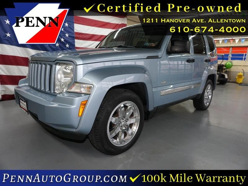 2012 Jeep Liberty 4wd 4dr Sport Latitude In 2020 2012 Jeep Jeep