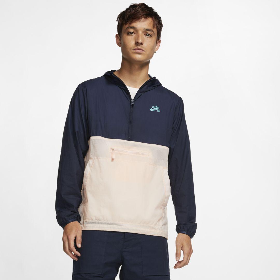 Nike SB Skate Anorak Jacket Size | Anorak jacket, Jackets