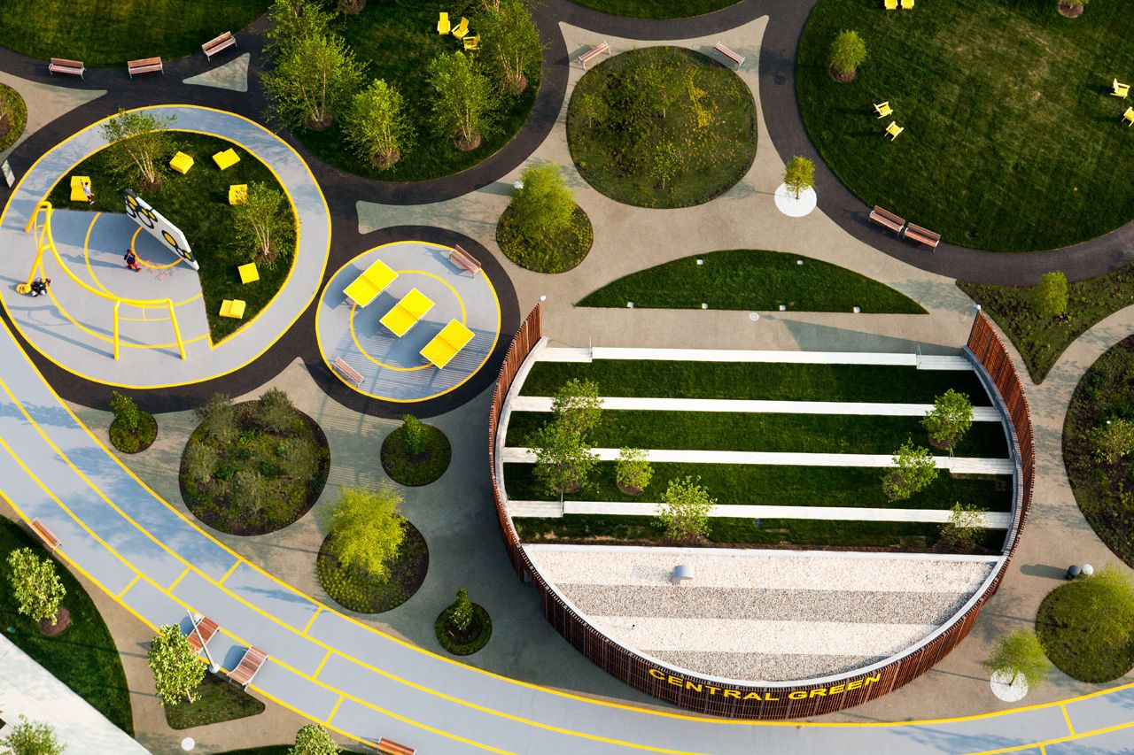 Here s how the high line s landscape architects reenvision for Landscape design company