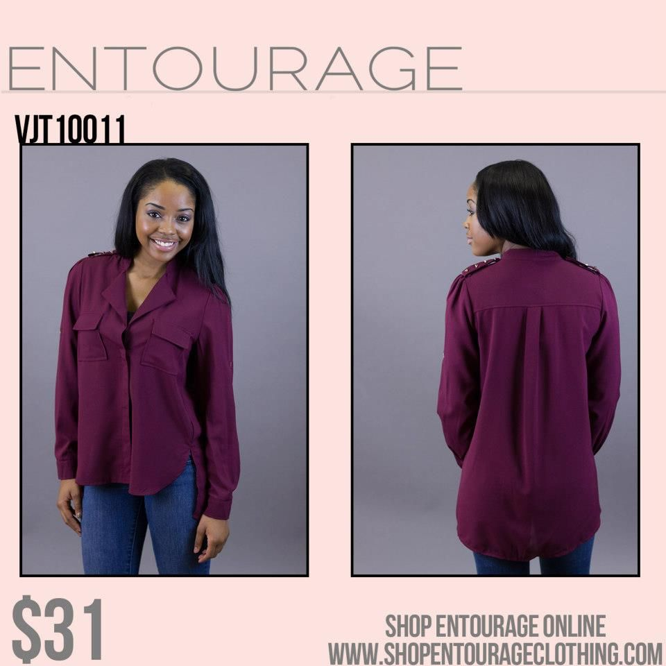 Purple Sheer Top. Post-Partum/Maternity Clothing Options